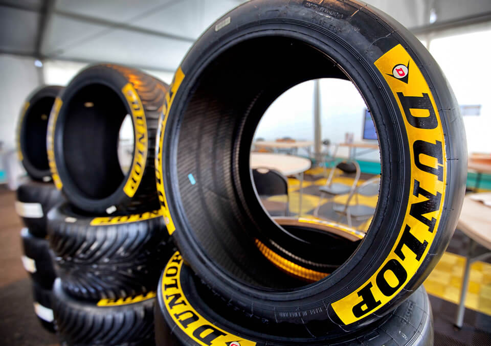 Dunlop Tyres - we'll help you find the right tyre